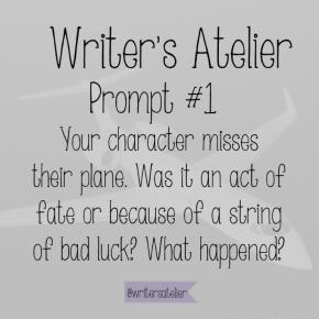 Writer's Atelier Prompt#1
