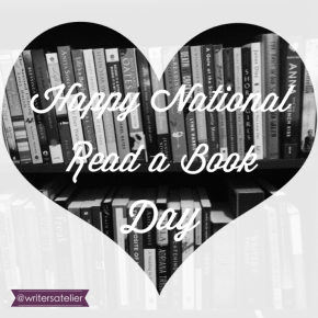 Happy National Read a BookDay!