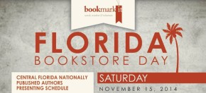 Workshop – NaNoWriMo: Keeping the Momentum (FL Bookstore Day at BookmarkIt)