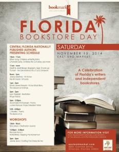 FL Bookstore Day 2014