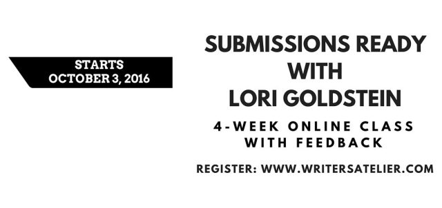 SUBMISSIONS READY WITH LORI GOLDSTEIN TWITTER HEADER