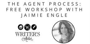 The Literary Agent Process with Jaimie Engle